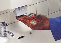 Abrazívné pasty na ruky