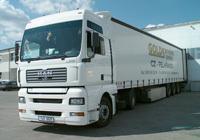 Nákladná kamiónova doprava
