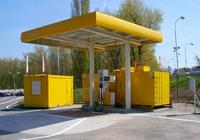Výstavba čerpacích staníc