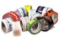 Potlačené lepiace pásky