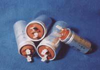 Kondenzátory pre žiarivkové svietidlá