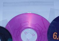 Vrecká na balenie cd