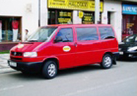 Nákladné taxi praha
