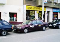 Rádio taxi praha