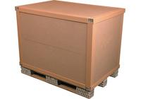 Prepravné papierové boxy