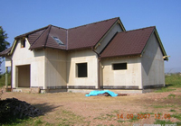 Drevostavby nízkoenergetické domy