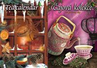 čajový kalendár