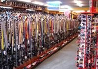 Požičovňa lyží a snowboardov