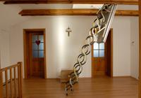 Povalové sťahovacie schody