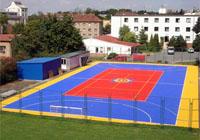 športové ihriská