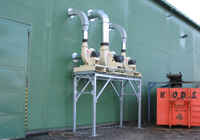 Radiálne ventilátory